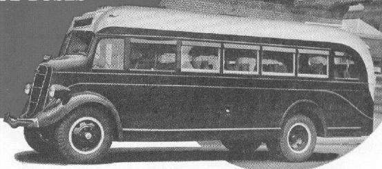 1936 Studebaker CF
