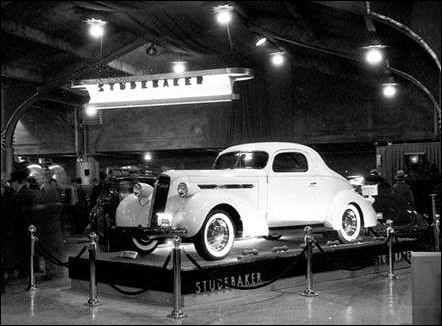1936 studebaker Chicago