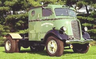 1936 studebaker COE