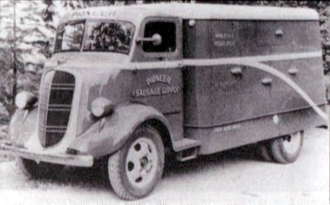 1936 studebaker ff9
