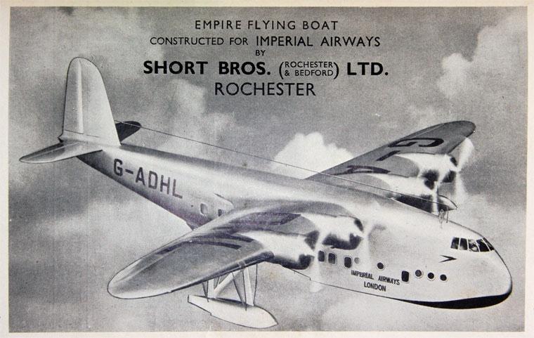 1937 Aero-Short Bros