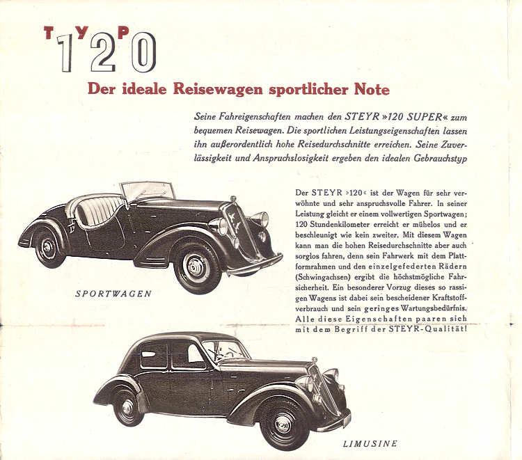 1937 steyr 120 s36 p24