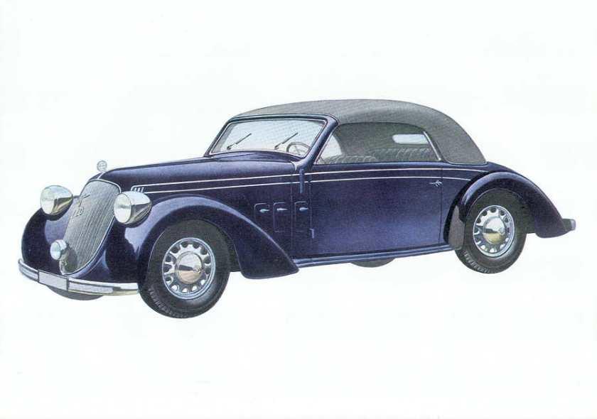 1937 steyr 220 cabriolet p123