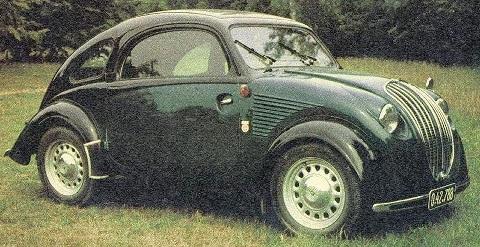 1937 Steyr 50