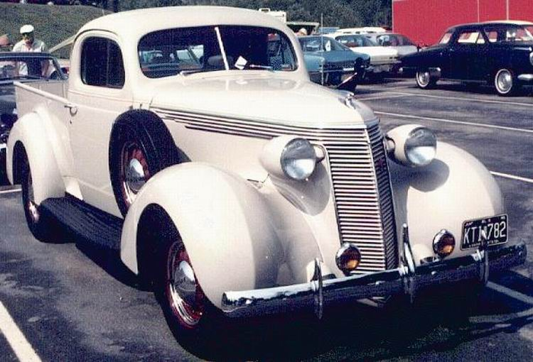 1937 Studebaker BO