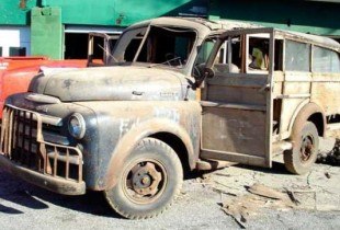 1937 Studebaker bus project