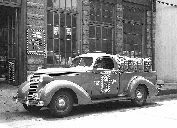 1937 studebaker j5al