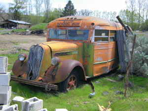 1937 Studebaker School Bus A