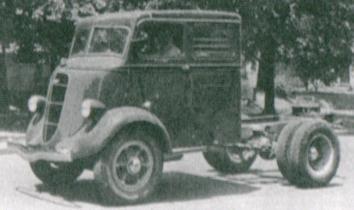 1937 Studebaker Trekker ff