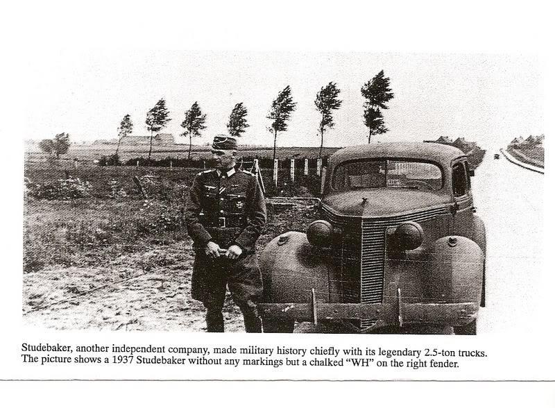 1937 Studebaker WH