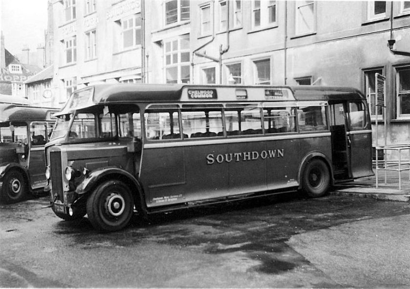 1938 Leyland Tiger TS8 with Harrington B32R coachwork