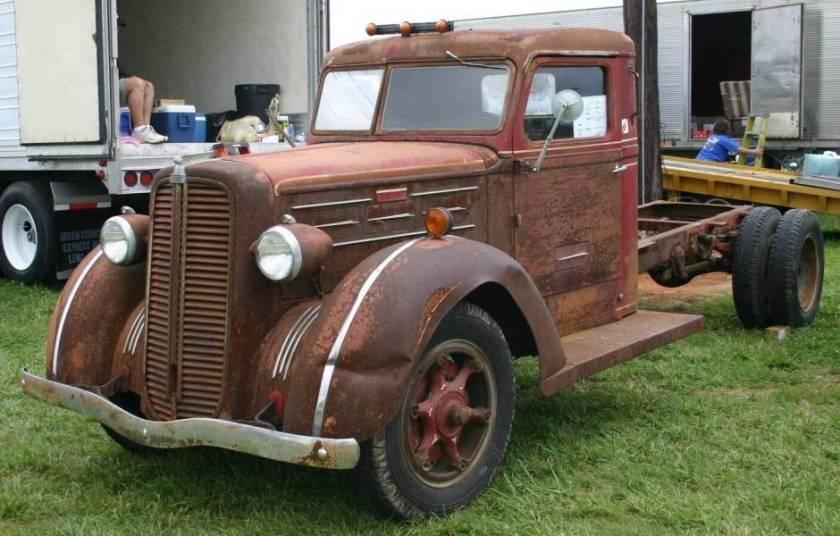 1938 Stewart Truck Model 47-A