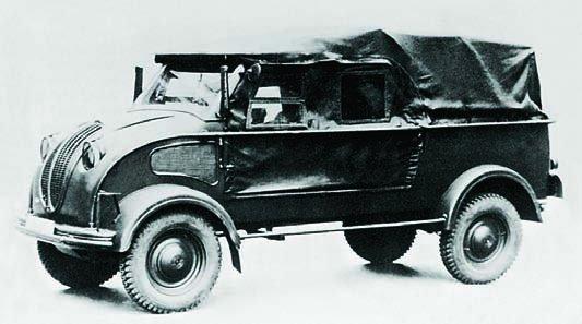 1938 Steyr-250