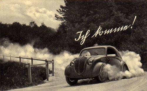 1938 Steyr 55 Ad