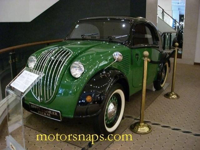 1938 Steyr Daimler Puch 55