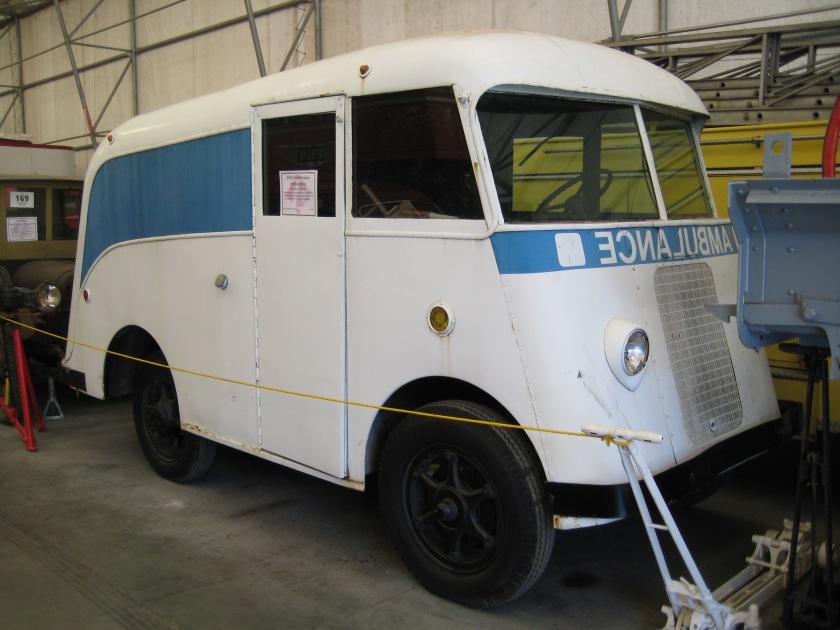 1938 Studebaker Ambulance