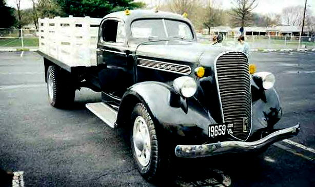 1938 Studebaker 'J-25' Truck