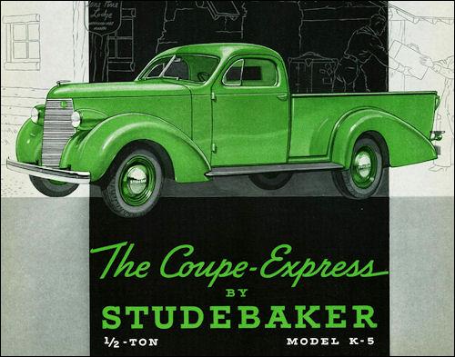 1938 studebaker pickup