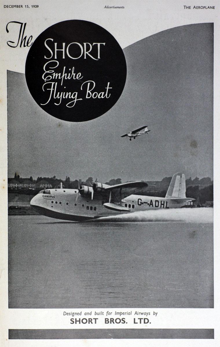 1939 1215Aero-Short Bros