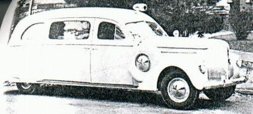 1939 ambulance studebaker ah23