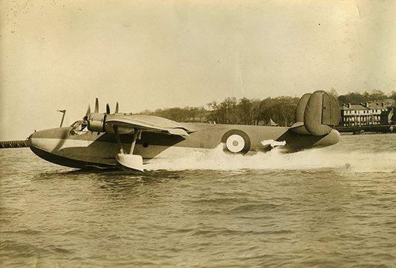 1939 Saunders Roe A.37 Shrimp