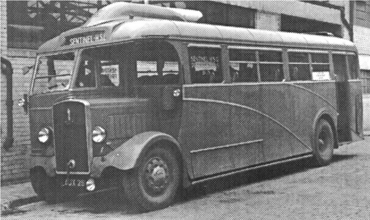 1939 Sentinel HSG-Cowieson
