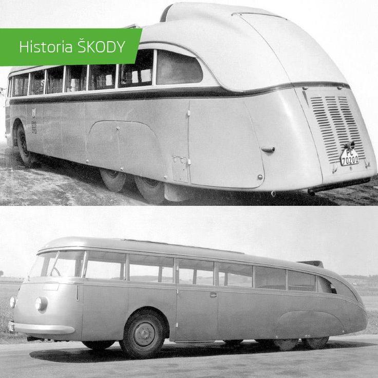 1939 SKODA 532 bus