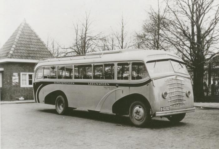 1939 Studebaker carr. Renkema Middelstum B-12212 coll. Jan Harmsen Drachten
