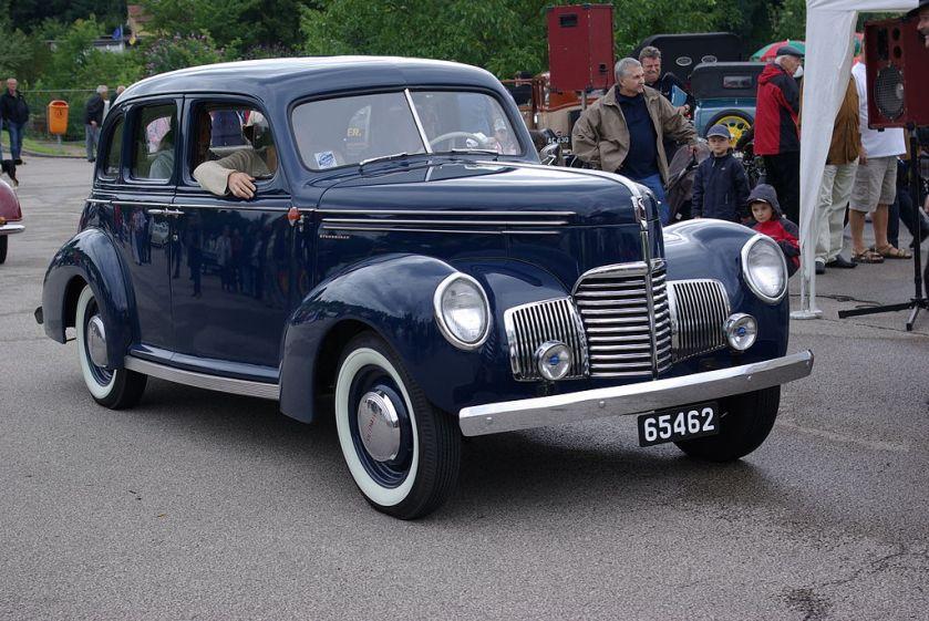 1939 Studebaker Champion BW