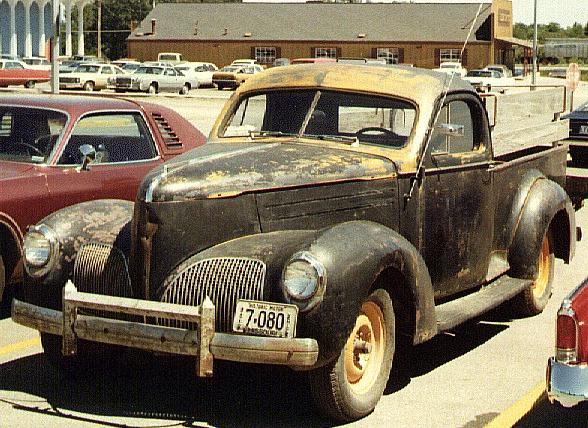 1939 Studebaker Coupe Express