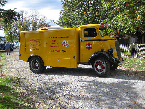 1939 Studebaker Delivery Truck
