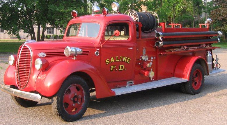 1939 studebaker saline firetruck
