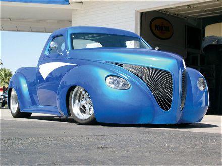 1939 Studebaker-truck