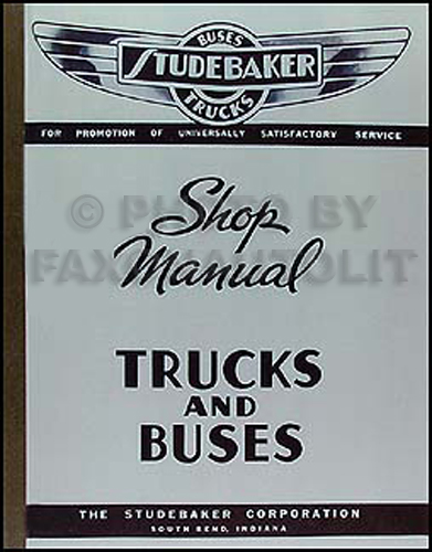 1939 StudebakerTrucksandBusesRRM