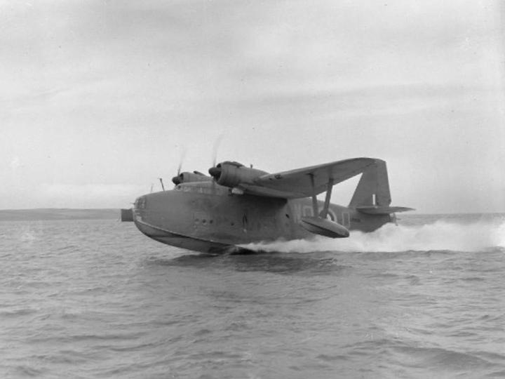 1940 Saunders-Roe A.36 Lerwick