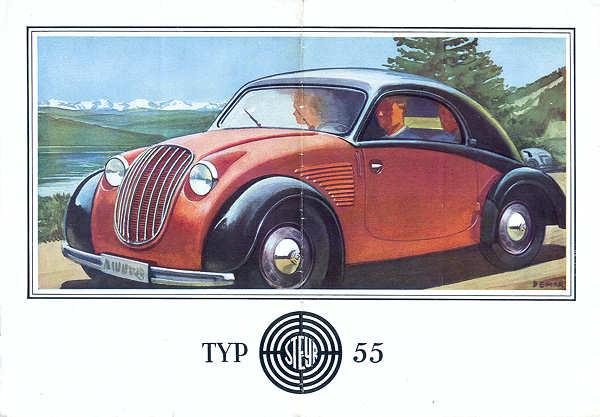 1940 steyr 55 p2c