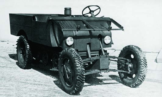 1940 Steyr М-К