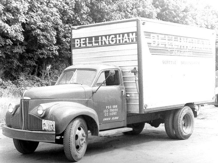 1940 Studebaker bellingham