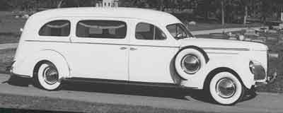 1940 Studebaker Bender