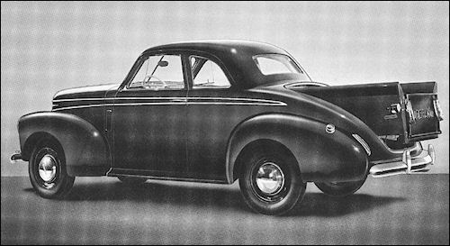 1940 Studebaker Coupe Pickup