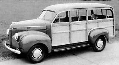 1940 Studebaker Highlander