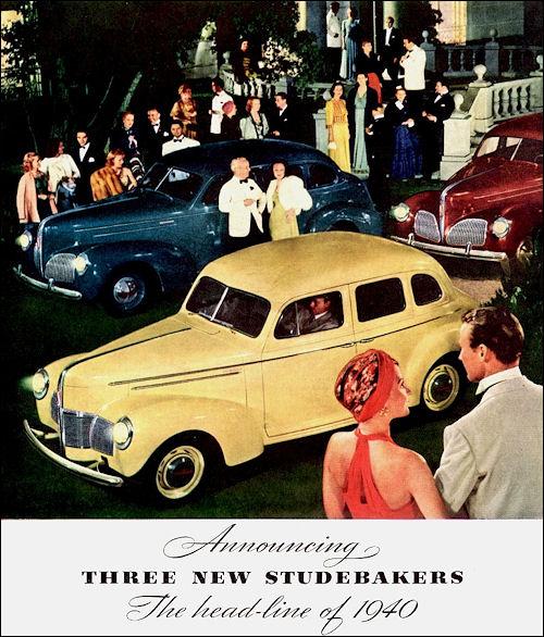1940 studebaker Studebaker