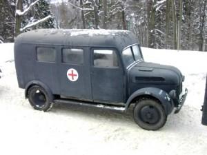 1941 steyr 1500 bus