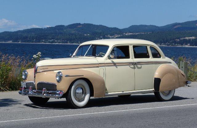 1941 Studebaker Ad+
