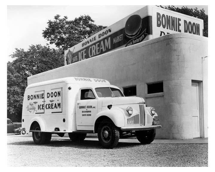 1941 Studebaker M15 Ice Cream Truck