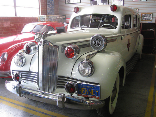 1942 Packard Ambulance by Henney