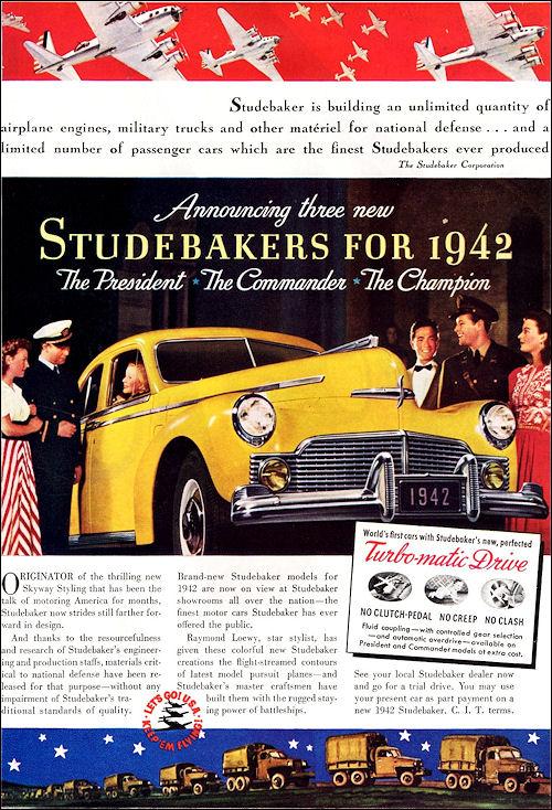 1942 studebaker cover