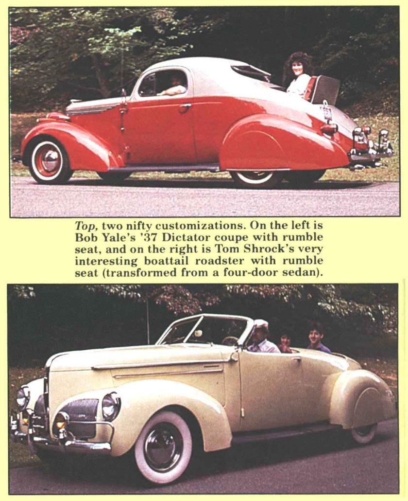 1942 Studebaker forever