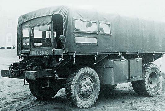 1942 Studebaker LC, 4x4