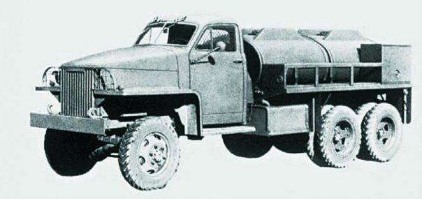 1942 Studebaker US6.U5, 6x6